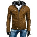 Luk Muk Men´s leather jacket Hack 954