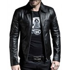 Luk Muk Men´s leather jacket Spirit