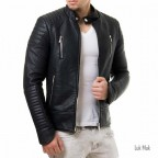 Luk Muk Men´s leather jacket Form