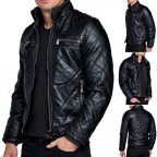 Luk Muk Men´s leather jacket Max