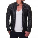 Luk Muk Men´s leather jacket Prestige