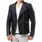 Luk Muk Men´s leather jacket Jack