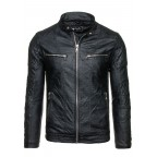 Luk Muk Men´s leather jacket F9125