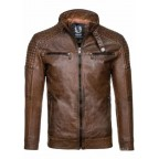 Luk Muk Men´s leather jacket Soho 1773