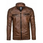 Luk Muk Men´s leather jacket Soho 1774