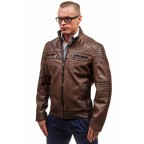 Luk Muk Men´s leather jacket Soho 1775