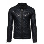 Luk Muk Men leather jacket BF6264