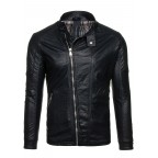 Luk Muk Men´s leather jacket  LM-D003