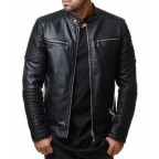Luk Muk Men´s leather jacket  LM-BR35