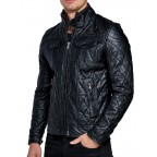 Luk Muk Men´s leather jacket LM-OPT