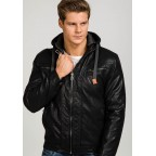 Luk Muk Men´s leather jacket LM-BF292