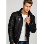 Giacca in pelle uomo LM-BF292