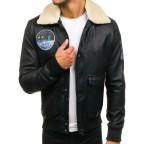 Luk Muk Men´s leather jacket LM-Arctica