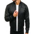 Luk Muk Men´s leather jacket LM-BF4816