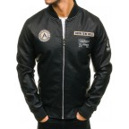 Men´s leather jacket LM-BF72166