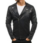 Luk Muk Men´s leather jacket LM-BF389