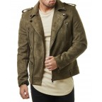 Luk Muk Men´s leather jacket LM-XFN