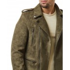 Men´s leather jacket LM-XFN