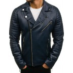 Luk Muk Men´s leather jacket LM-BF4796