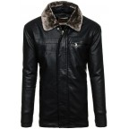 Men´s leather jacket LM-BF292