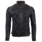 Men leather jacket LM-Atrix1