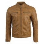 Luk Muk Men´s leather jacket LM-MDK2
